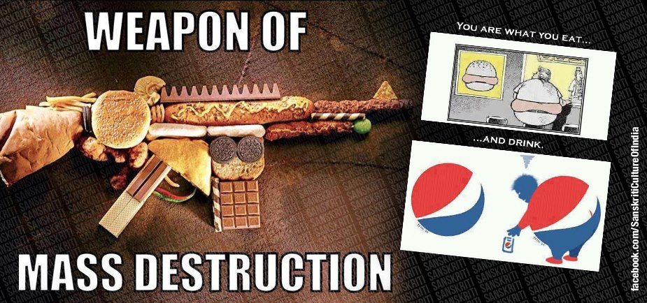 SNACKS or WEAPONS OF MASS DESTRUCTION??
