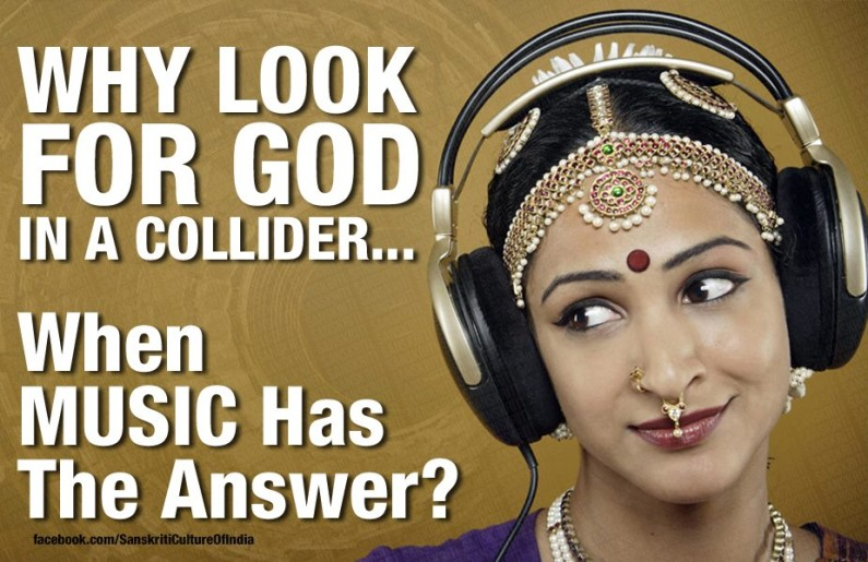 Why Look For God In A Collider