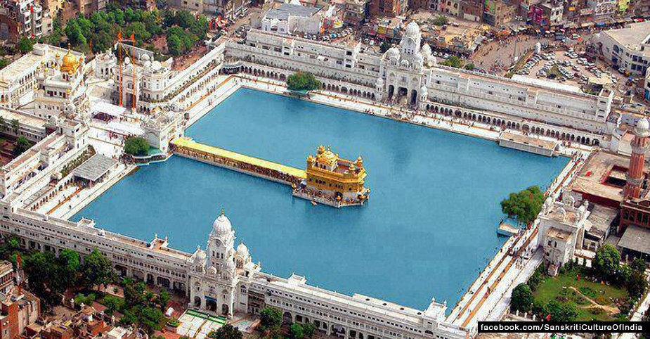 Golden Temple, Harmandir Sahib in Amritsar