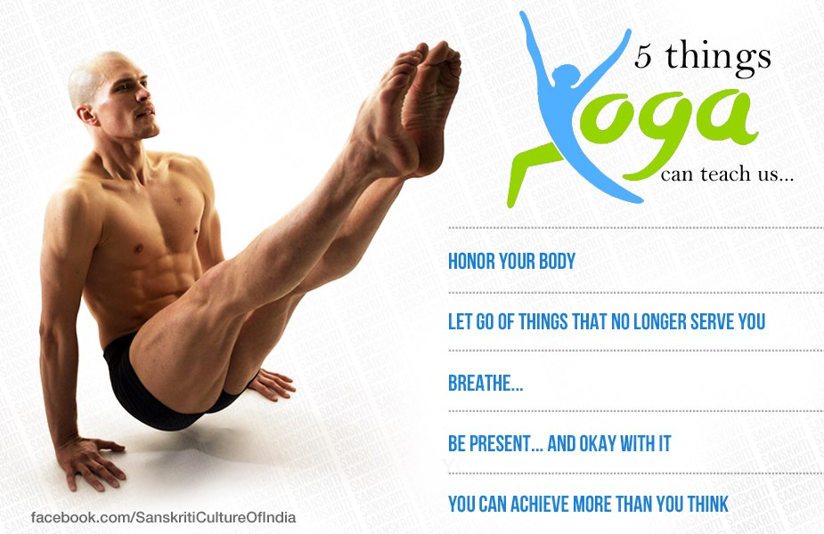 5 Teachings of Yoga