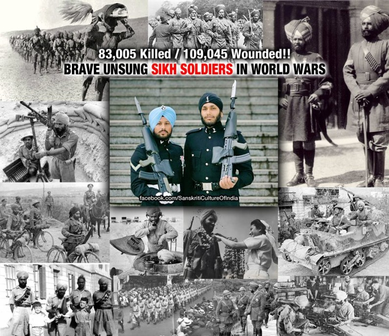 Sikh Soldiers – The unsung Heroes of World War II
