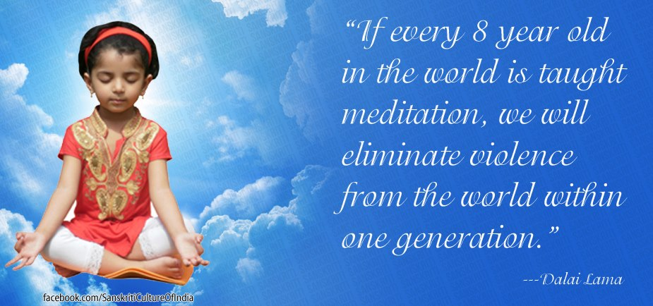 Meditation - A simple solution...