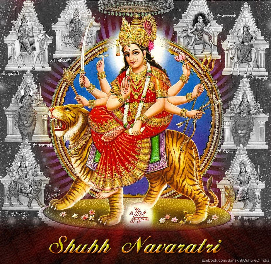 Navaratri: The 9 Divine Nights!