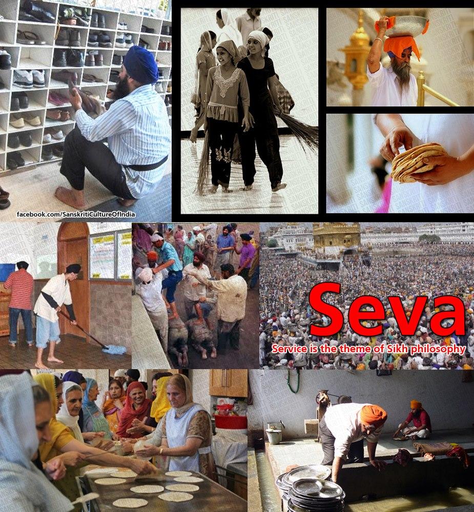 Seva - Selfless Service