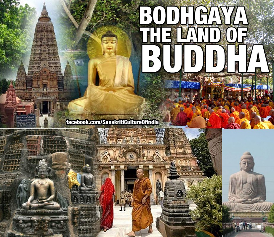 Bodhgaya - The Cradle of Buddhism