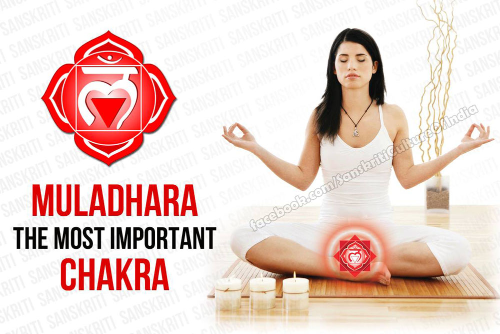 Muladhara (Root)– The Most Important Chakra