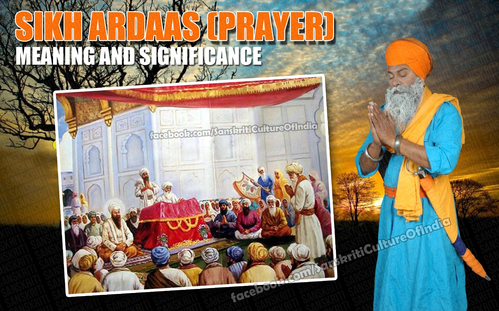 Ardas - The Sikh Prayer explained