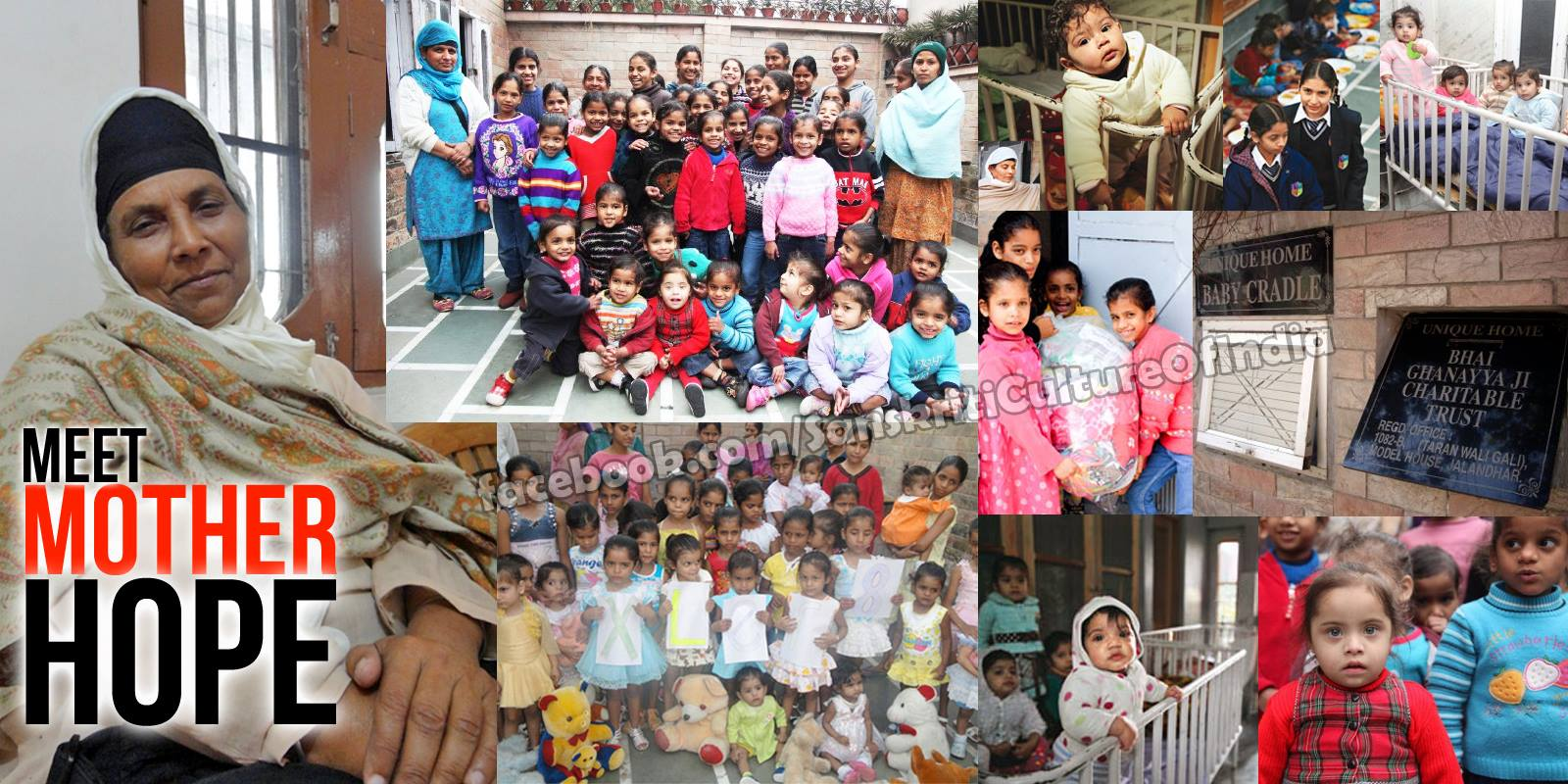 Mother Hope: Prakash Kaur and her Unique Home for Abandoned Girls