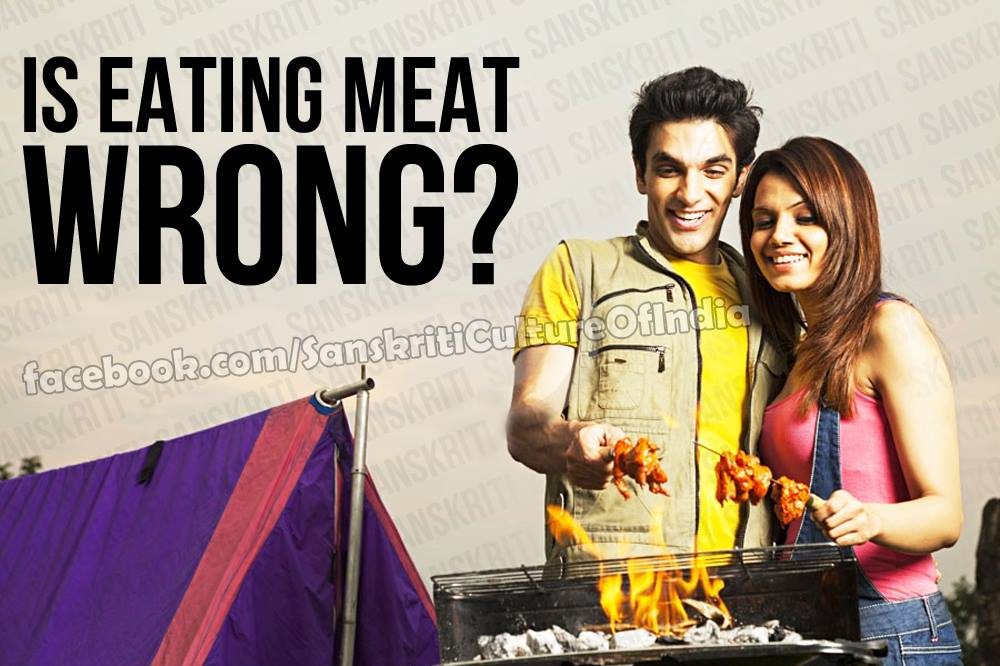 Is Eating Meat Wrong?