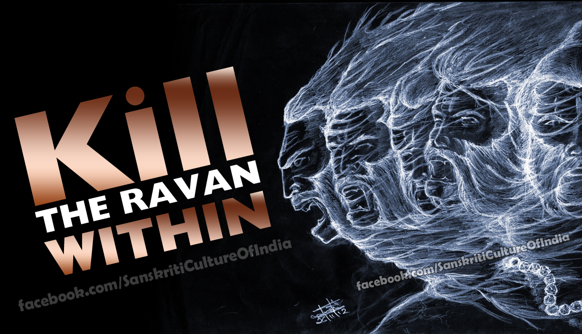 kill the ravan