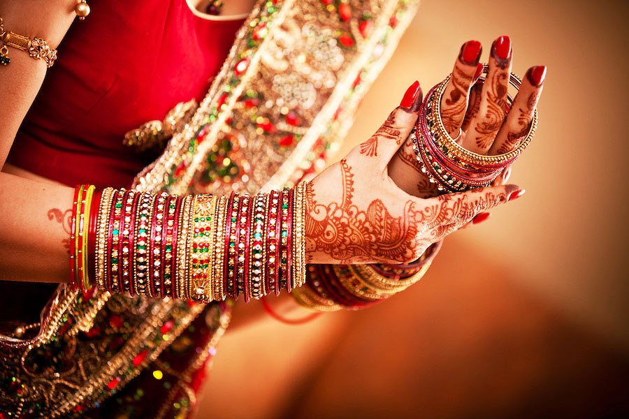 Why do women wear bangles?