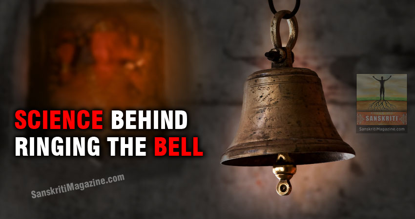 Science behind ringing the bell