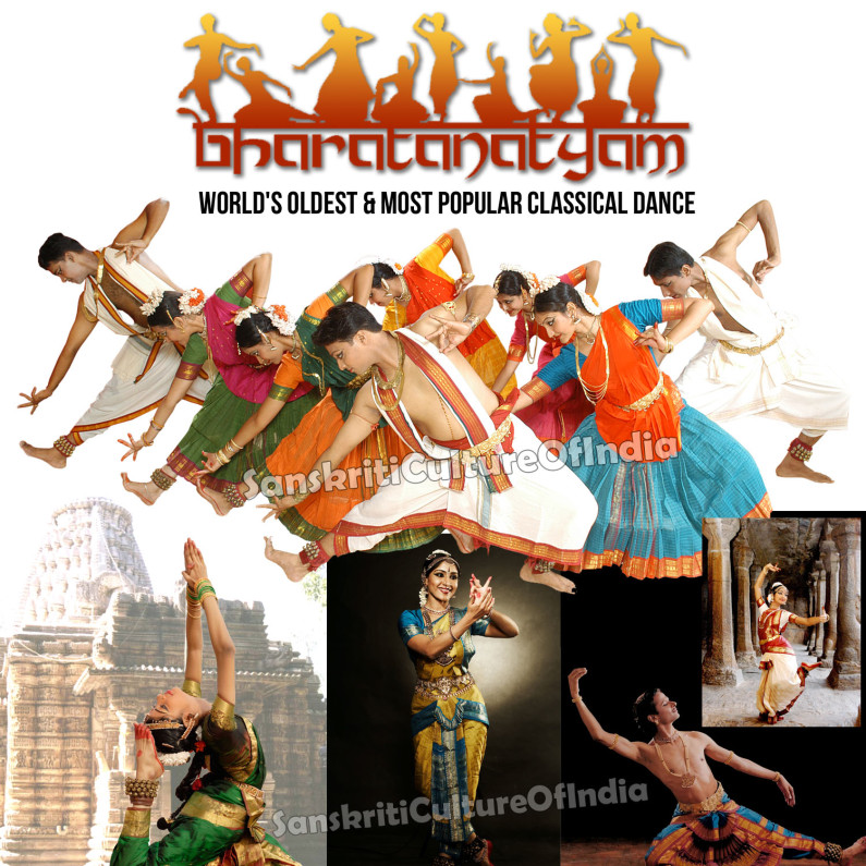 Bharatnatyam – World's Oldest & Most Popular Classical Dance