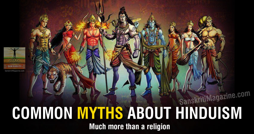 Hinduism-common-myths