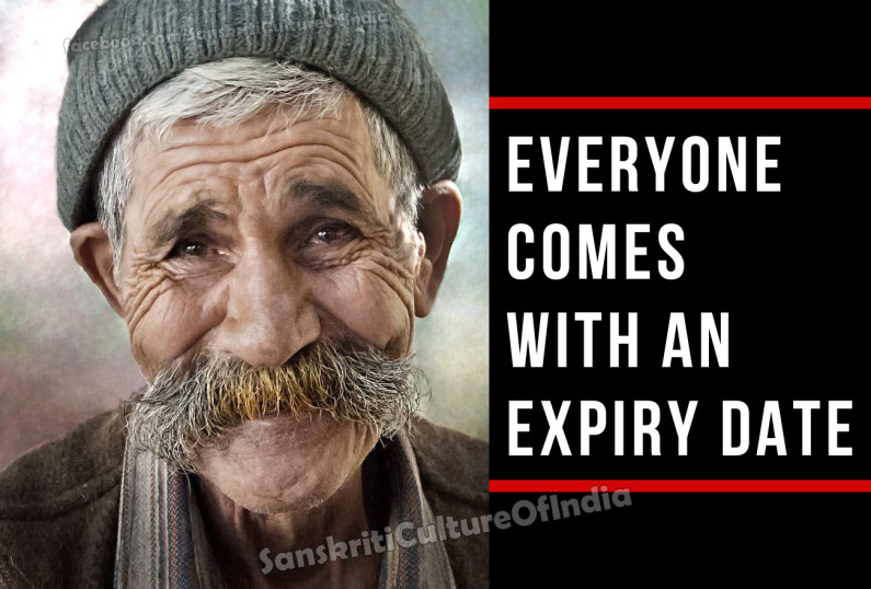 Everyone Comes With An Expiry Date