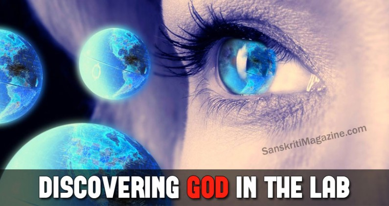 Discovering GOD in the LAB!