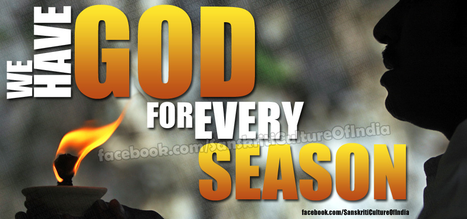 We Have Gods For Every Season...