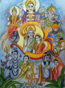 330 Million Hindu Gods - Is it really true