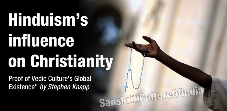 Hinduism's Influence on Christianity