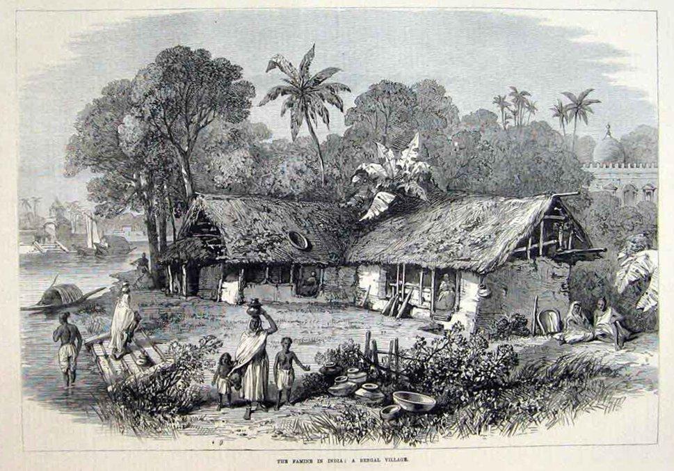 Famine of India