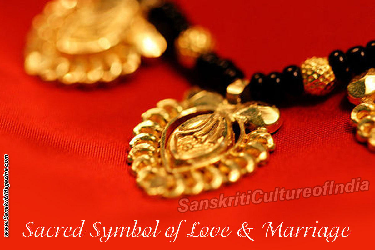 The Mangalsutra   Sacred Symbol of Love & Marriage