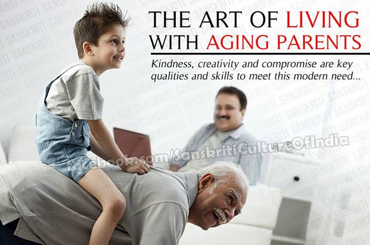 The Art of Living With Aging Parents
