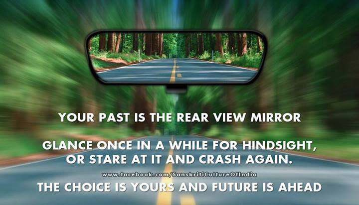 The choice is yours and future is ahead
