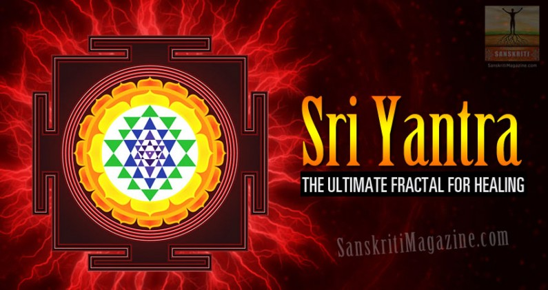 The Sri Yantra as a Manifestation of Divine Sound
