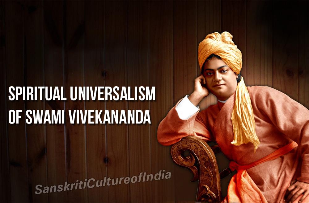 Spiritual Universalism Of Swami Vivekananda