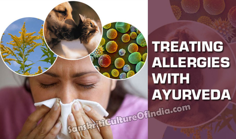 Treating Allergies with Ayurveda