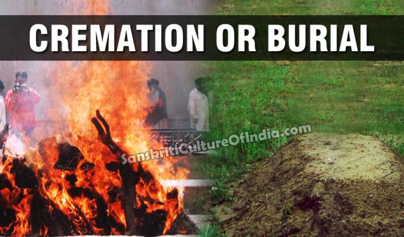 Difference Between Burial and Cremation