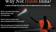 Why Not Hindu India?