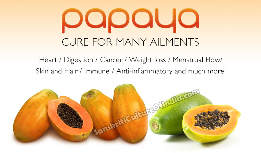Papaya - Cure For Many Ailments