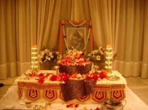 Shiva Altar
