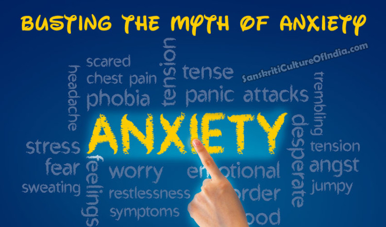 Bursting The Myths About Anxiety