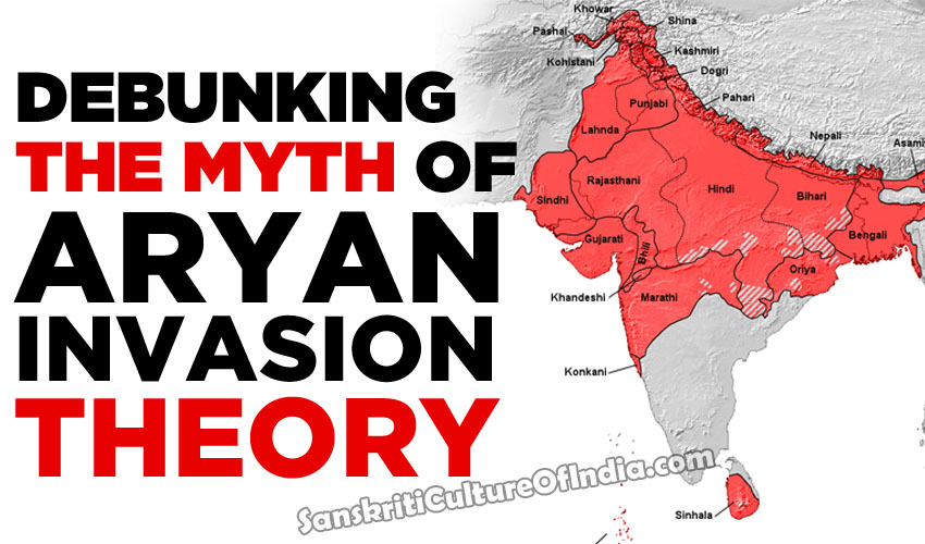 aryan invasion dubunked