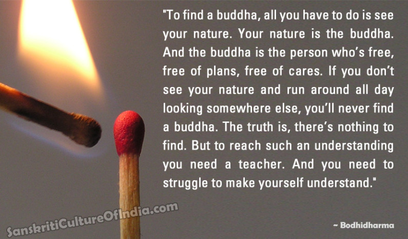 Being Buddha