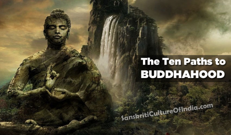 The Ten Paths to Buddhahood