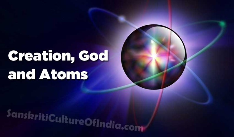 Creation, God and Atoms