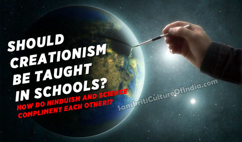 Should Creationism be Taught in Schools ?
