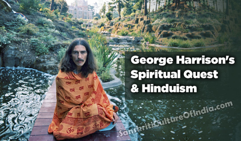 George Harrison's Spiritual Quest & Hinduism