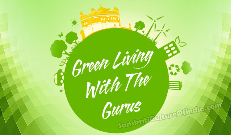 Green Living with the Gurus