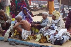 india elderly