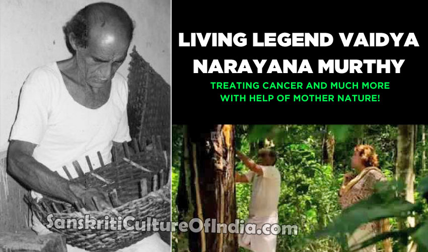 Living Legend Treats Cancer With Ayurvedic Remedies