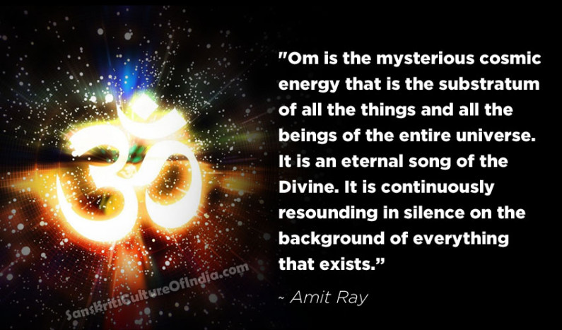 Om: The Mysterious Cosmic Energy