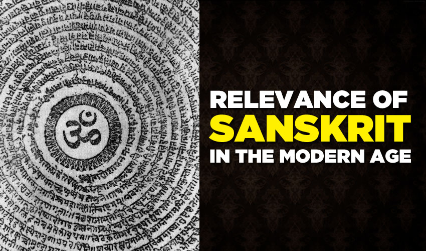 Sanskrit Of The Vedas Vs Modern Sanskrit: Relevance Of Sanskrit In The Modern Age