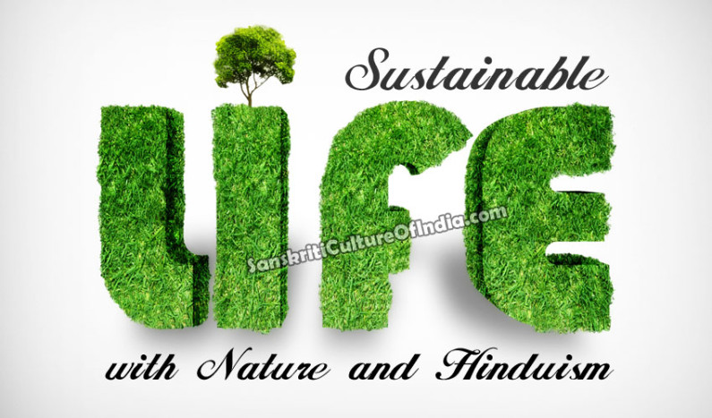 Hinduism & Sustainable Living