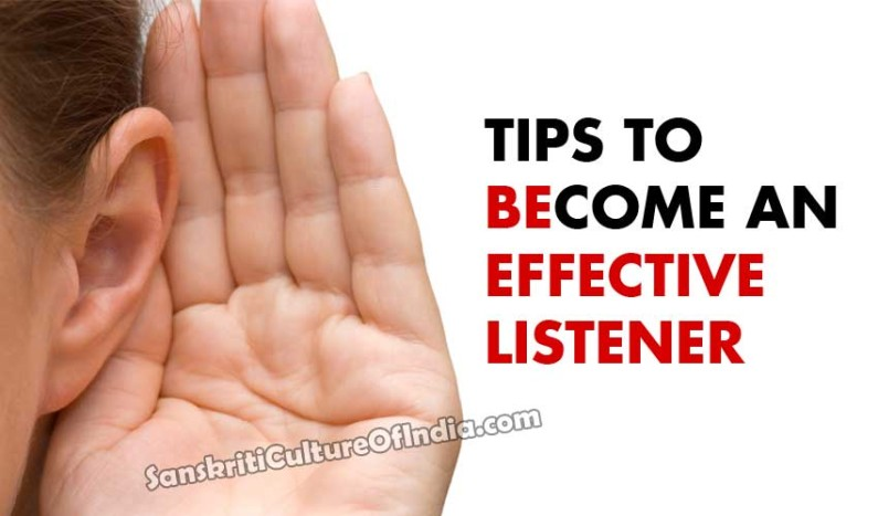 Tips to Become an Effective Listener