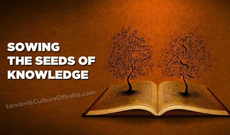 Sowing the Seeds of Knowledge