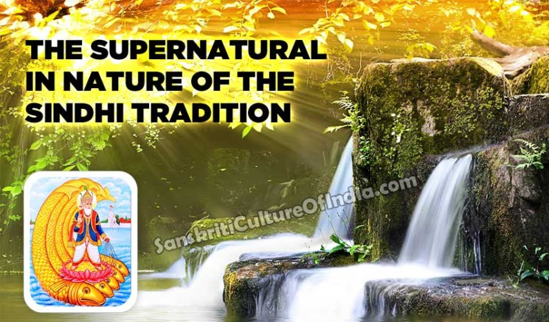 The Supernatural in Nature of the Sindhi Tradition